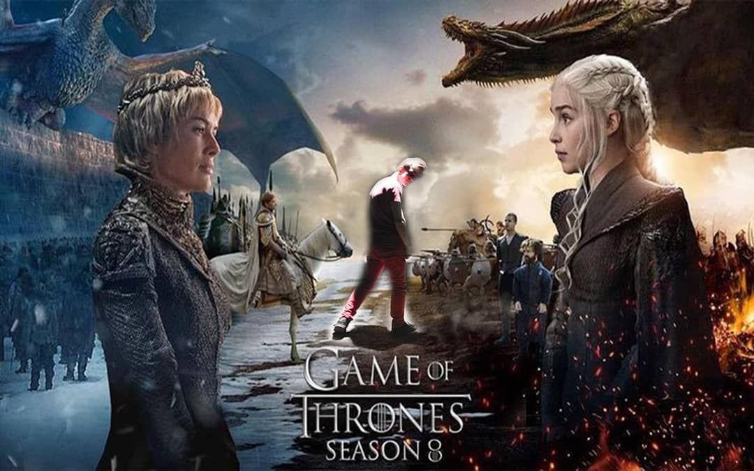 Image May Contain One Or More People And Text Watch Game Of Thrones Fan Poster Season 7
