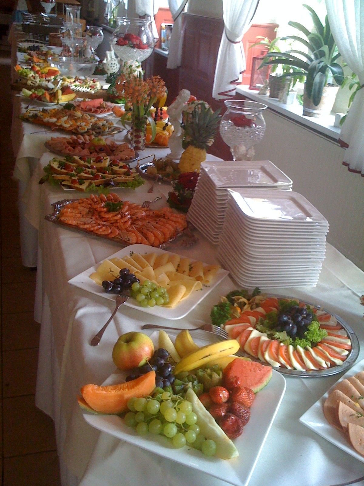Christmas Party Buffet Ideas Part - 43: Seafood U0026 Cold Cuts Buffet