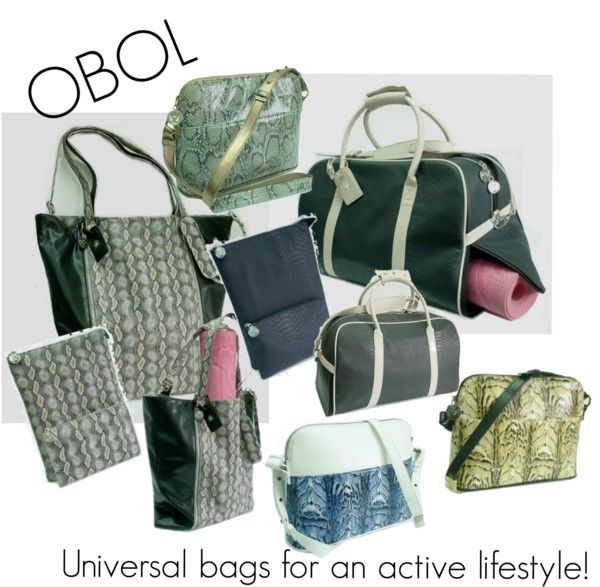 """""""One Bag One Life"""" by slamglam on Polyvore"""