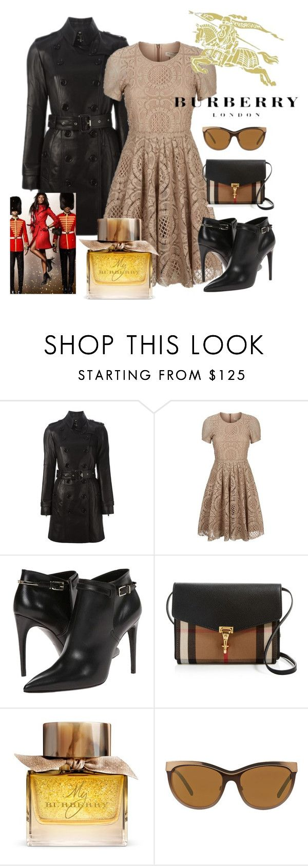"""""""Feel the Love for Burberry!"""" by brandonandrews500 ❤ liked on Polyvore featuring Burberry"""