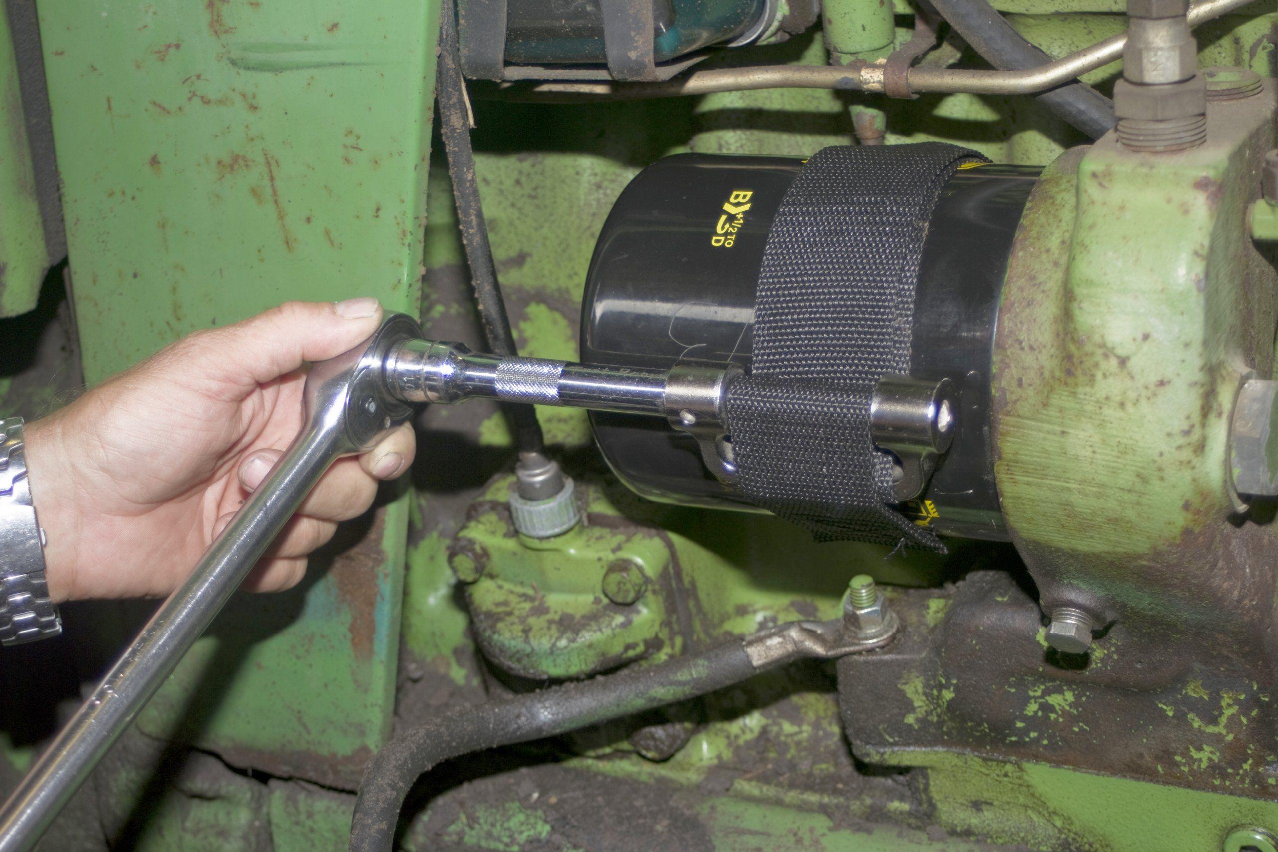 Lisle 60200 Heavy Duty Strap Filter Wrench Heavy Lisle Duty