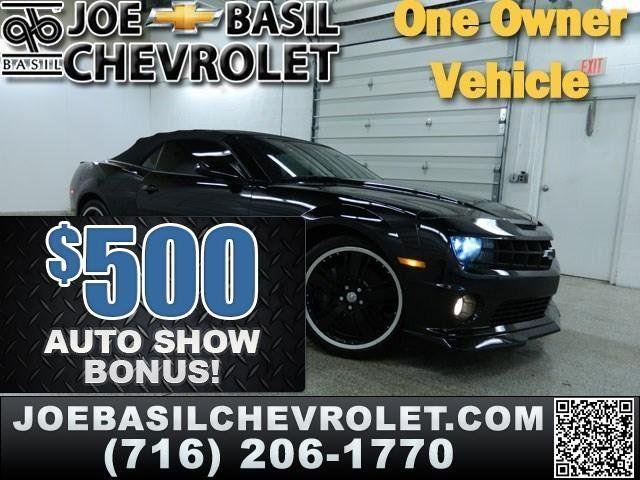 Basil Used Cars >> Camaro 2ss Text Kate At 716 222 0889 Joe Basil Exclusives