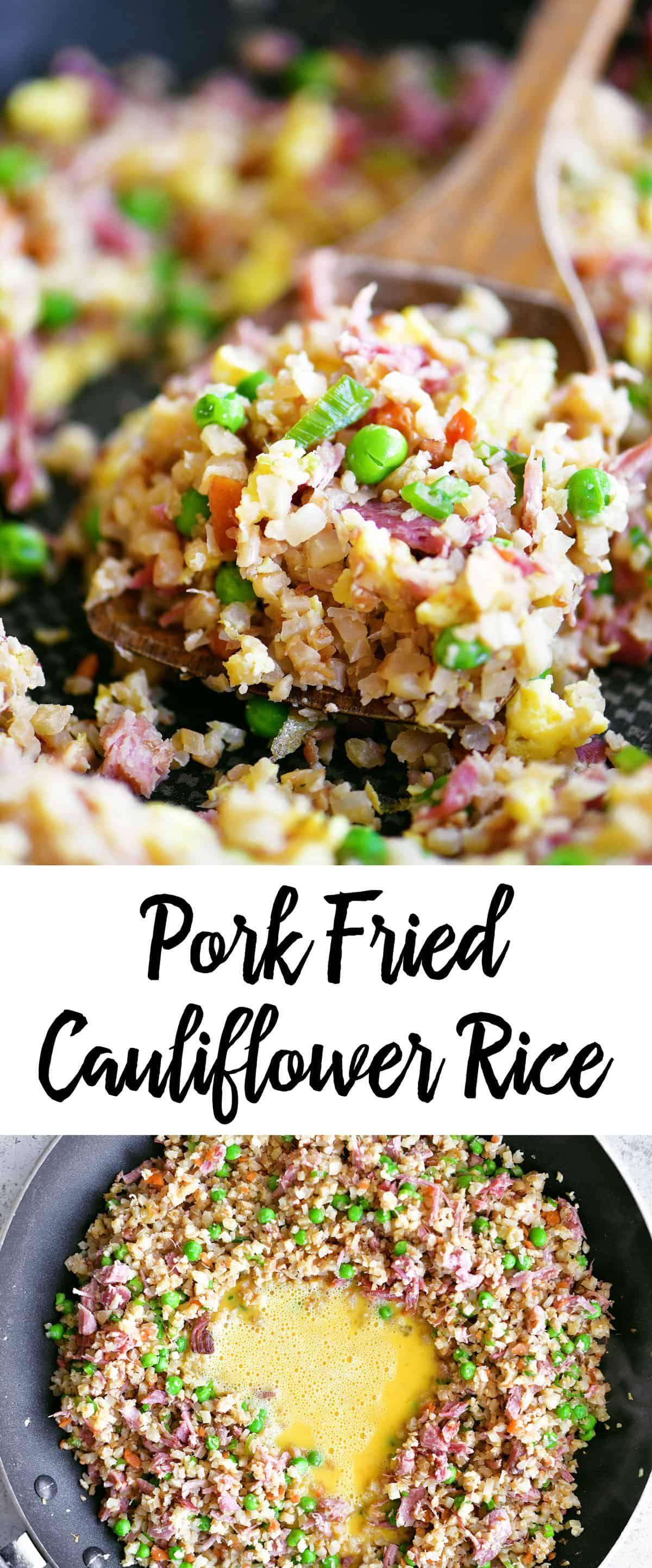 Easy Fried Rice #cauliflowerfriedrice