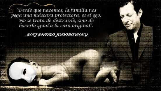 Mascaras #AlejandroJodorowsky
