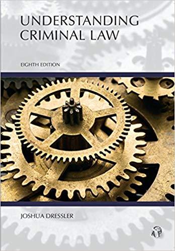 Understanding Criminal Law (9781531007911