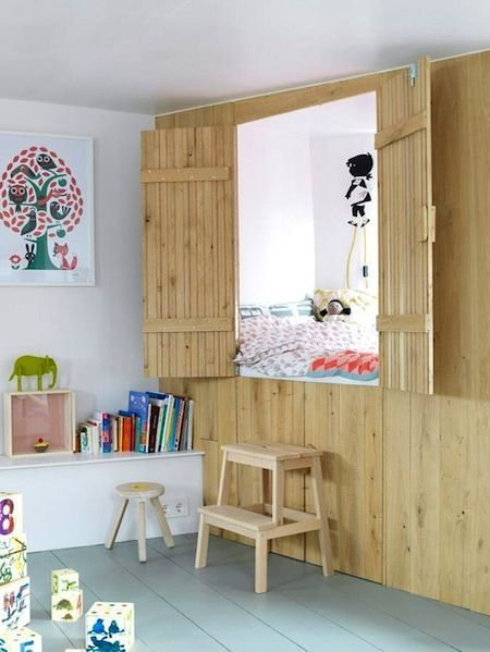 18 Crazy Ideas Of Kids Room Let S Redecorate Yours My Baby Doo Sleeping Nook Creative Beds Kid Beds