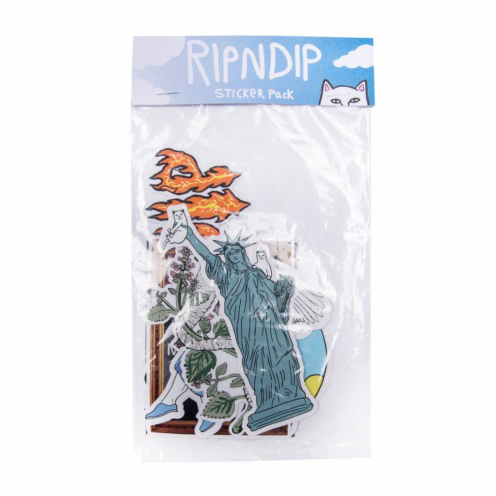 Ripndip Holiday 2017 Sticker Pack Stickers Packs Stickers