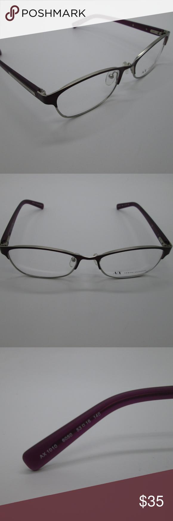 124bc933bb Armani Exchange AX1010 Women s Eyeglasses DAM237 Armani Exchange AX1010  6050 Women s Eyeglasses DAM237 Good