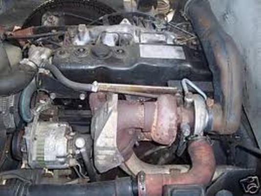 4BD2-T 4BD2T 4BD2 T DIESEL ENGINE SERVICE / REPAIR