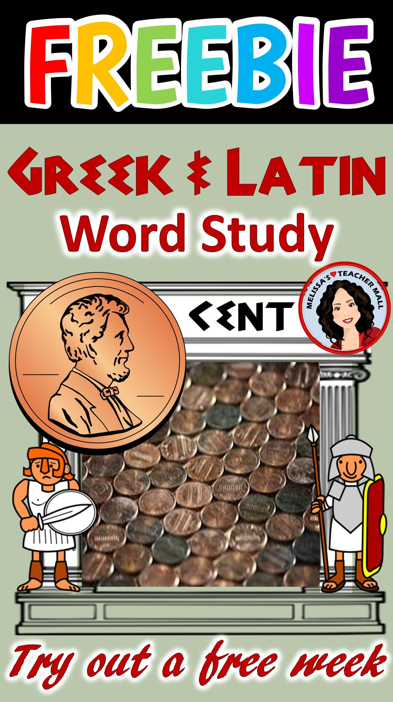 Greek And Latin Roots And Affixes Word Study