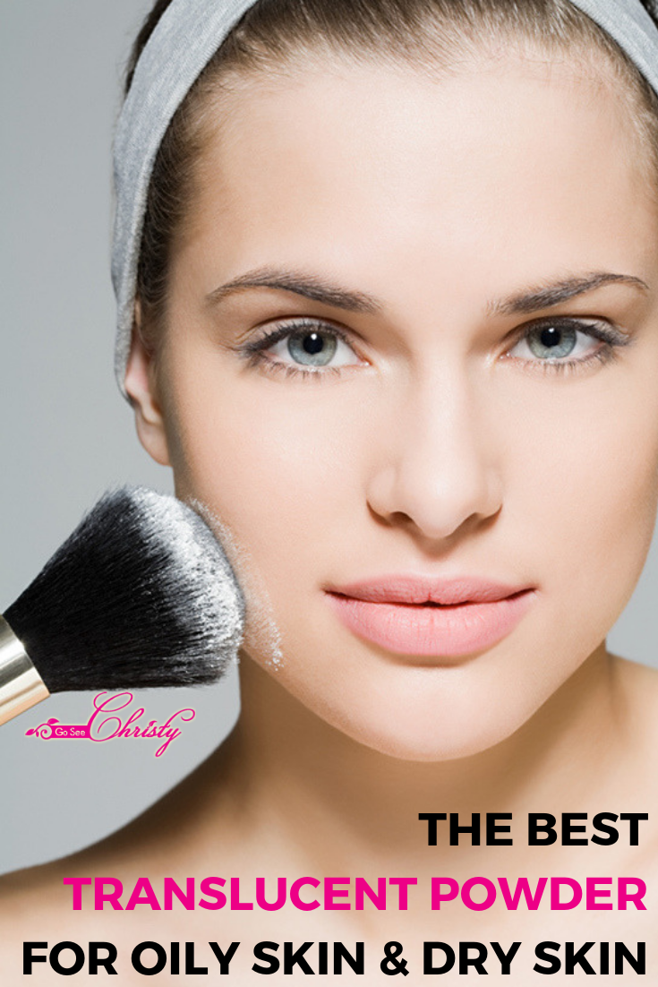 Best Translucent face powder for oily and dry skin