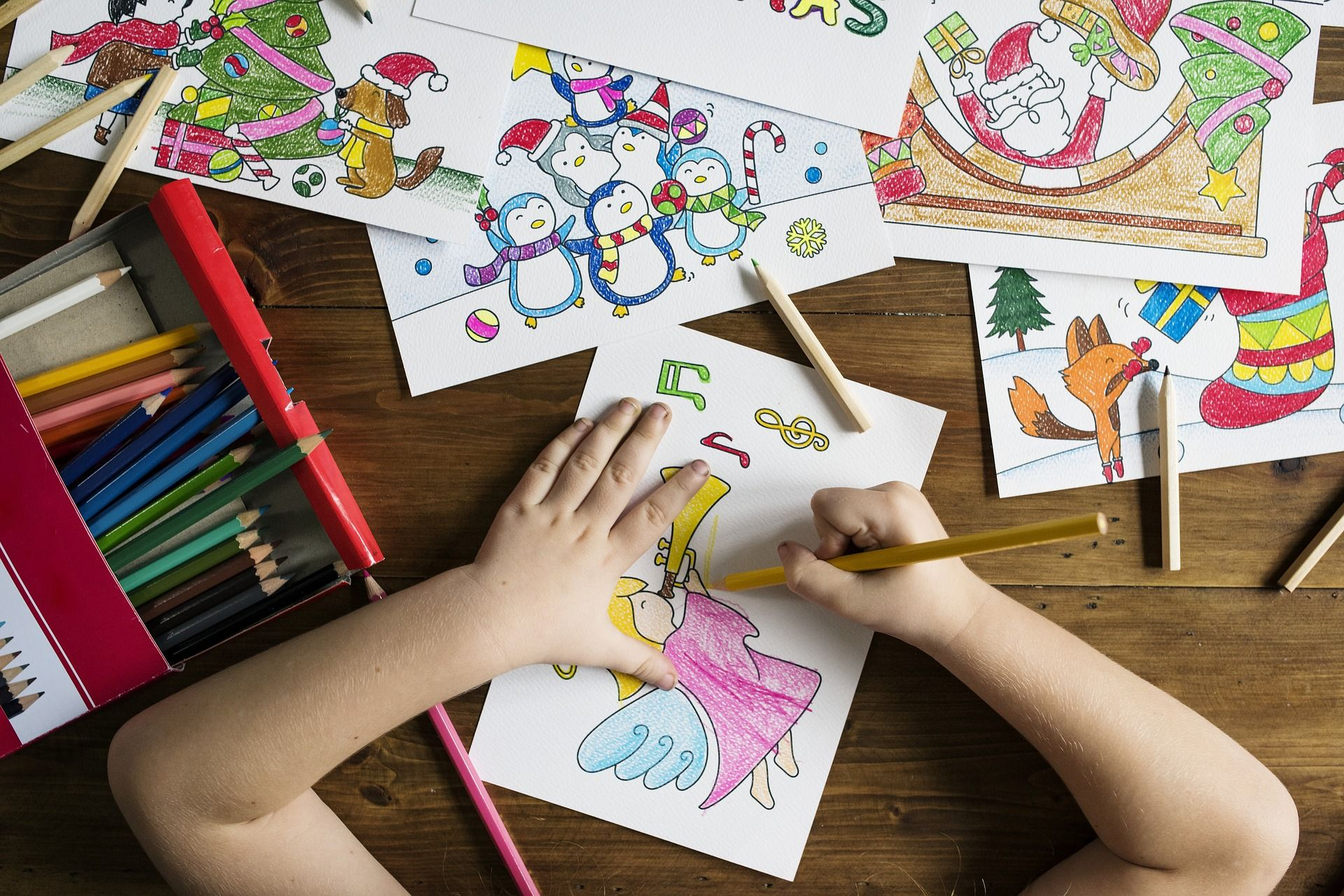 Coloring creativity freedom of expression education pinterest