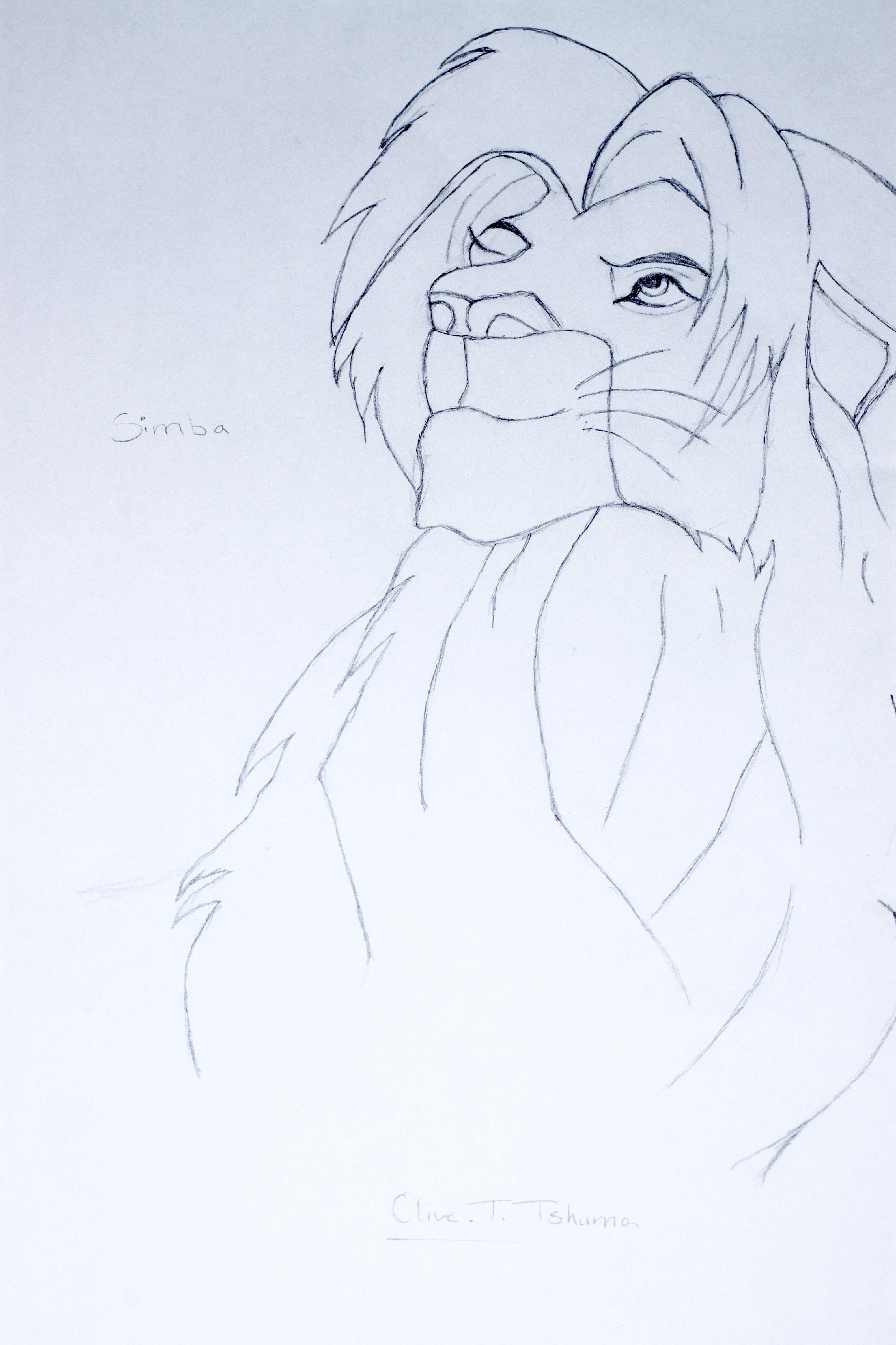 Simba - Lion King