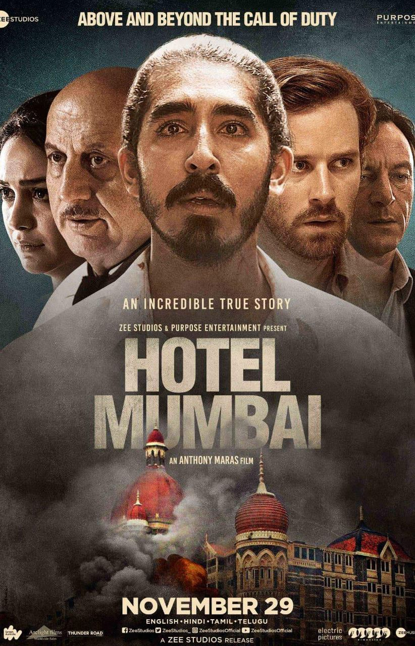 Download Hotel Mumbai 2019 Hindi Bluray 720p 1 1gb Dual Audio