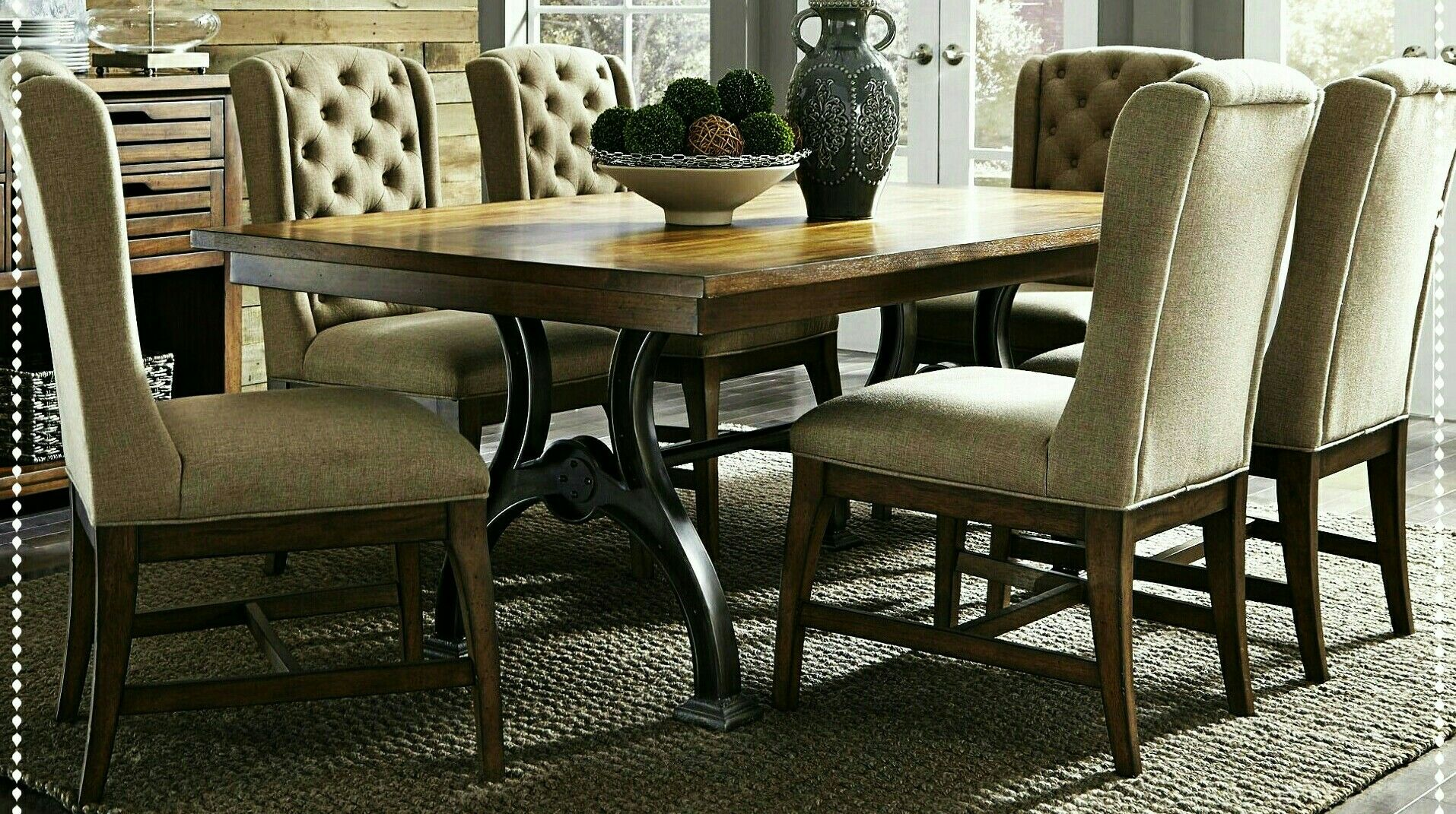 Commercial Dining Room Furniture Inspiration Americandesihnfurniturr The Tredegar French Industrial Table 2018