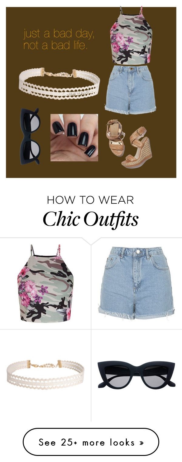 """Anonymous 2"" by cattycatty1313 on Polyvore featuring New Look, Humble Chic, Stuart Weitzman and Topshop"