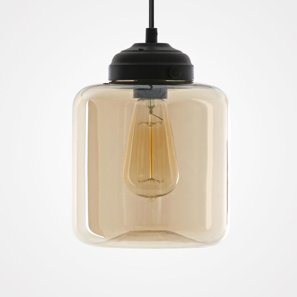 Jar Pendant Wide Hanging Lights Jar Glass Shades