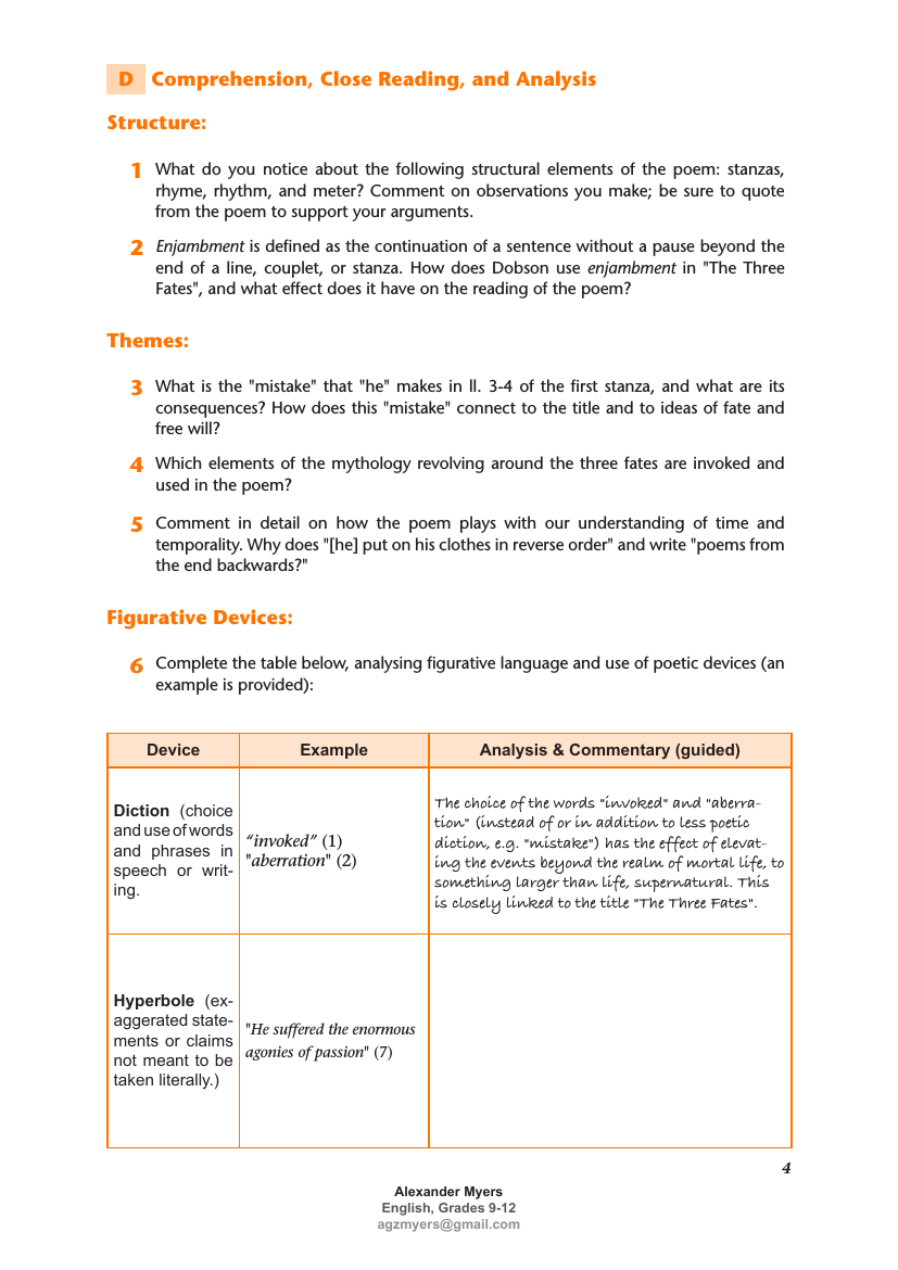 elements of argument 12th edition answer key