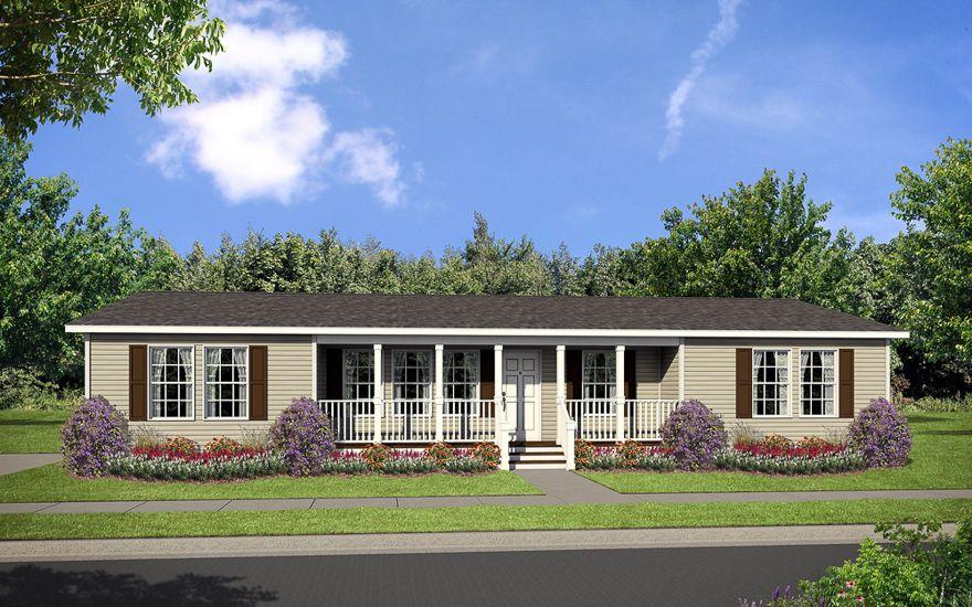 Williamson 32 X 56 1588 Sqft Mobile Home Porch House Plans