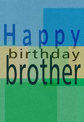Birthday brother printable card customize add text and photos birthday brother free birthday card greetings island bookmarktalkfo Gallery