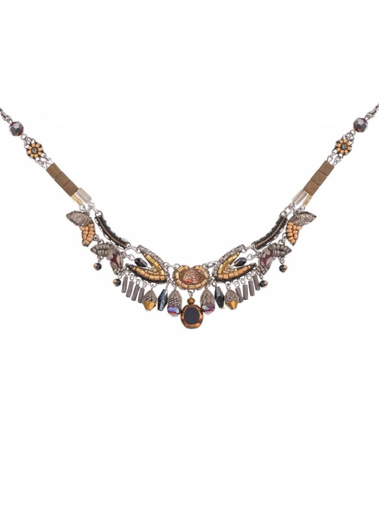Bohemia Limited Edition Necklace Ayala Bar Hip Collection Fall Winter 2016 17 Bar Necklace Handmade Fashion Jewelry Bar Jewelry