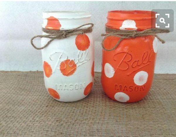 Decorated Mason Jars For Sale In New Market Tn Mason Jar Decorations Tennessee Crafts Mason Jar Crafts