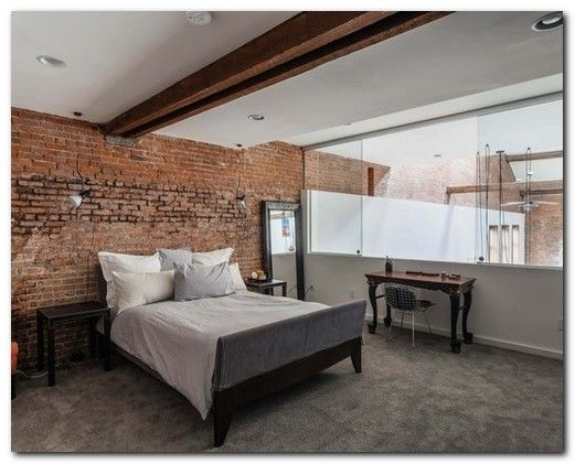 Charmant 90+ Industrial Chic Bedroom Designs You Will Be Love