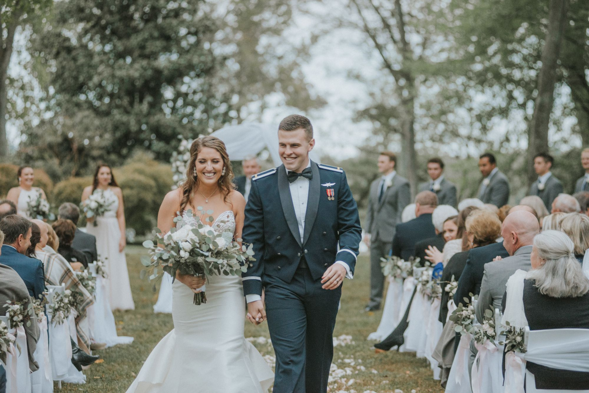 Fall Wedding In Nashville Tennessee Venue The Estate At