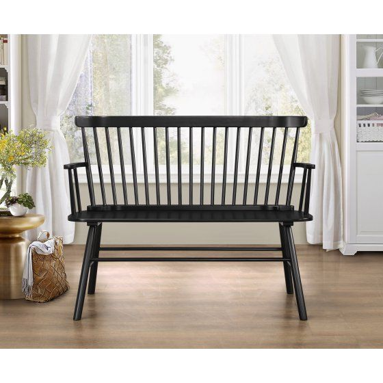 Home Windsor Bench Front Porch Bench Bench Furniture