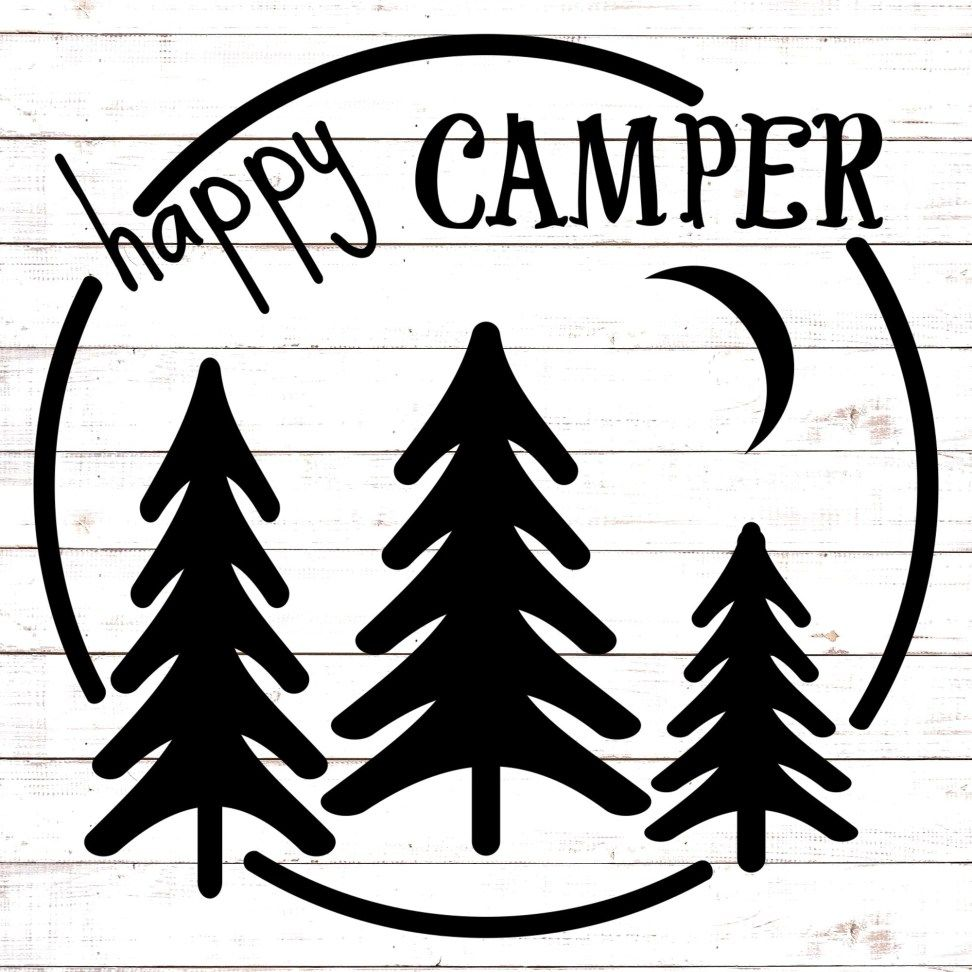 Camping Life 1 SVG Free SVG files (With
