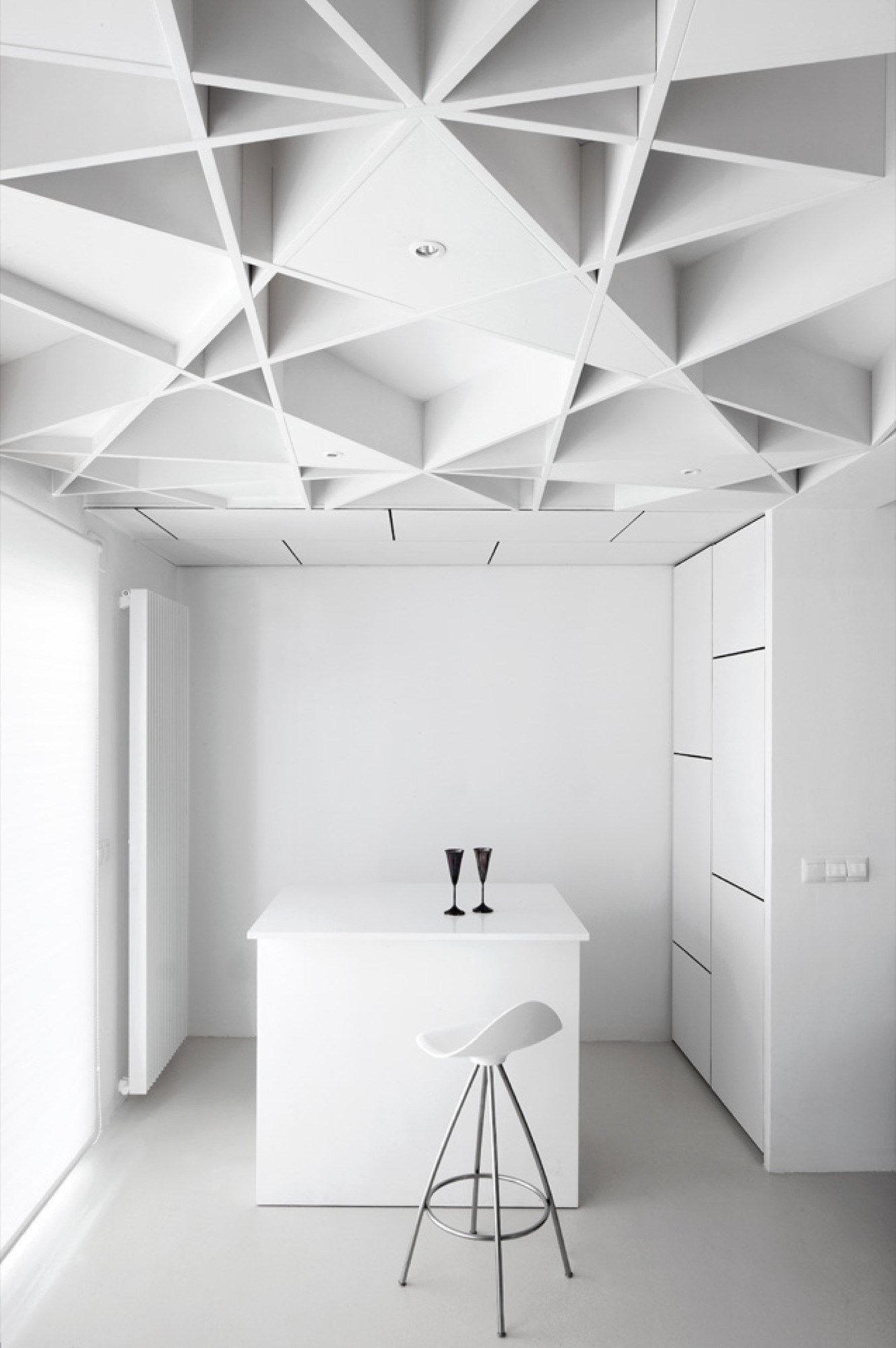 Geometric Patterns - Home Decor - Design Trend | Ceiling ideas ...