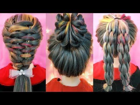 Trenzas Faciles Y Bonitos Para Ninas Nuevo Peinados Rapidos Y