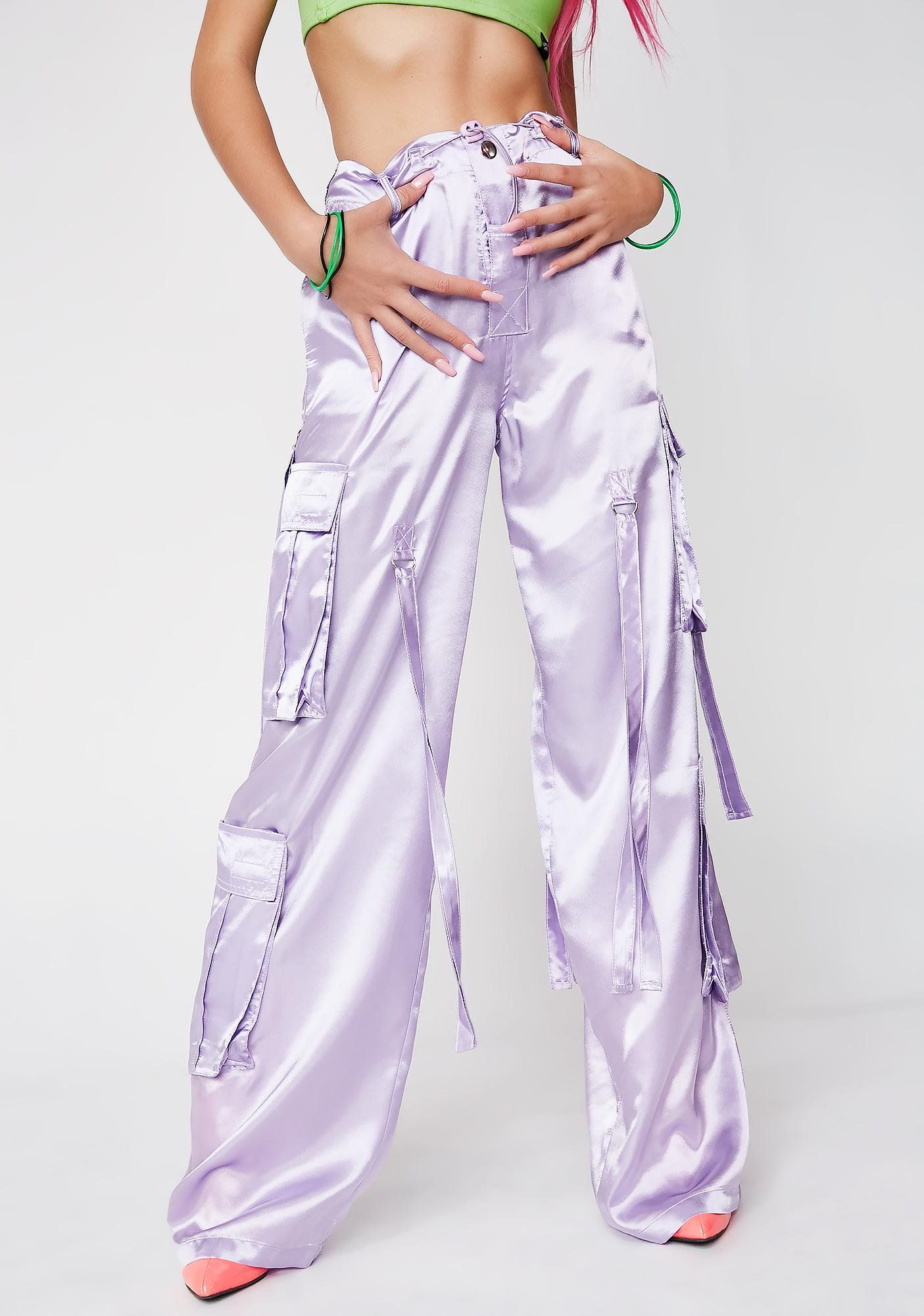 61d892e1 Illustrated People Lilac Octopus Trousers cuz you just chillen and  relaxin', bb. Keep