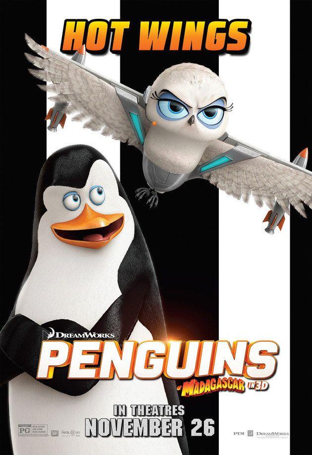 Penguins Of Madagascar Os Pinguins De Madagascar Filme Madagascar Pinguins De Madagascar Pinguim