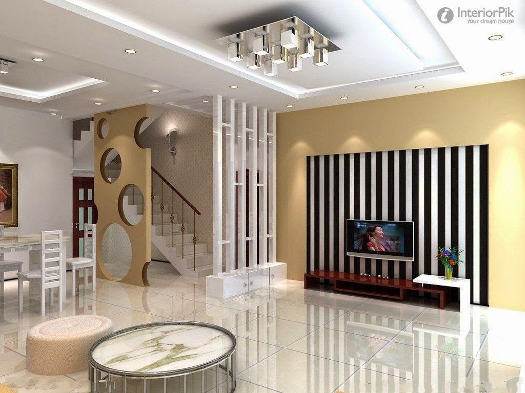 Tv Wall Divider Ideas Modern Room Divider Ideas Of Plasterboard Wall
