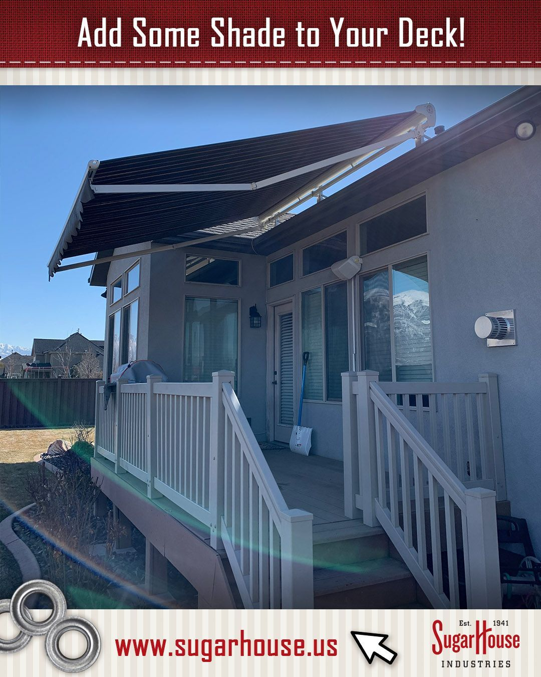 Pin On Residential Awnings