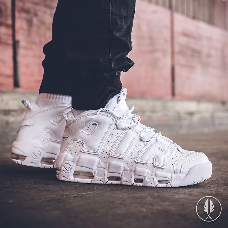 Nike Air Uptempo White  06cb2822ac