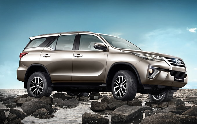 2018 Toyota Fortuner Concept, Release Date and Specs Toyota