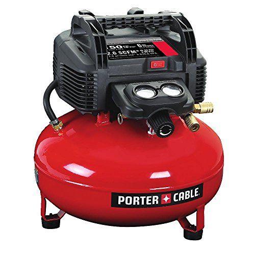Porter Cable C2002 Oil Free Umc Pancake Compressor