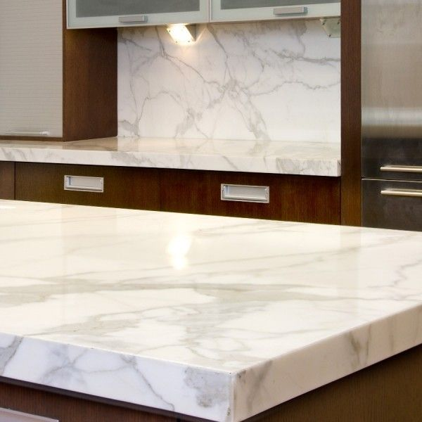 Best Calacatta Gold Is An Exclusive White Marble With Deep Gray 400 x 300