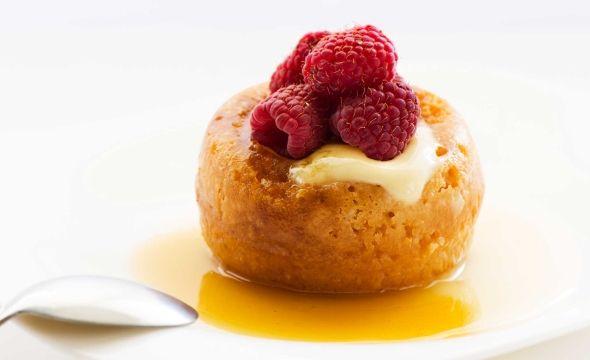 Russian Easter dessert Baba with a twist of lemon - Sitruunababat – Ruoka.fi