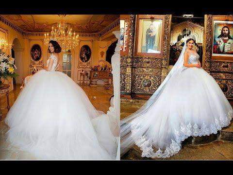 Los vestidos de Novia mas Hermosos del Mundo - YouTube | arreglos ...