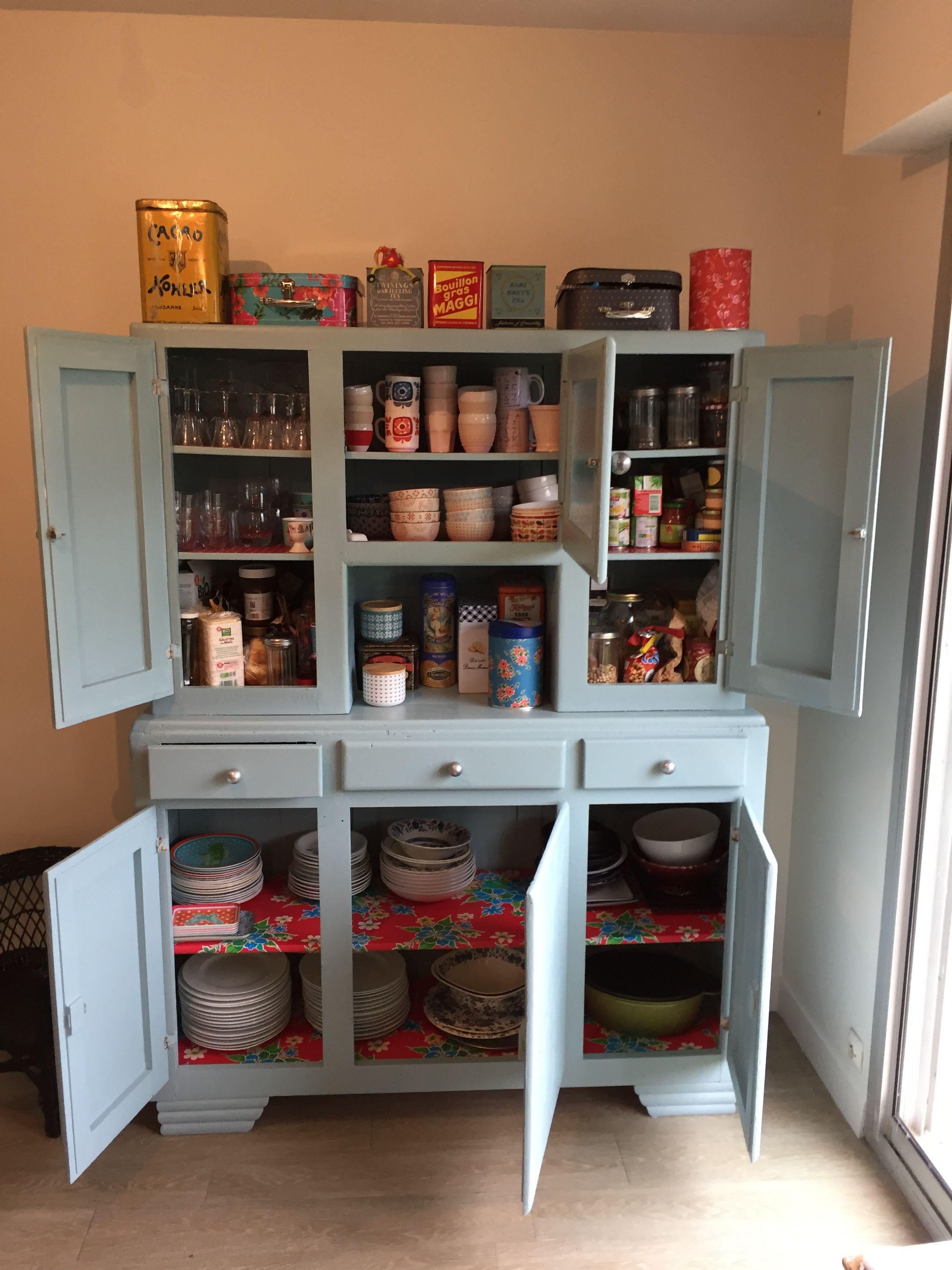 Un Buffet Mado des années 50, rénové pour notre cuisine, 😍 | Mes ...