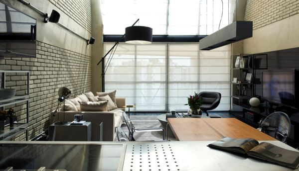 Industrial Home Interior industrial interior design budget | home decor | pinterest