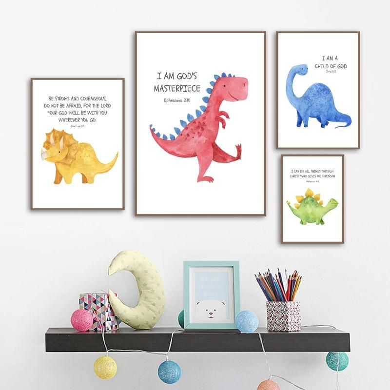 Dinosaur Bible Verse Wall Art – Battle Hymn of the Republic | Dinosaur Wall Art for Boy Bedroom | Dinosaur Wall Art for Boy Nursery | Boy Bedroom decor | Boy nursery decor ideas #dinosaur #dinosaurbedroom #boybedroomdesign #boybedroom #boynursery #boynurserydecor #dinosaurart #dinosaurnursery