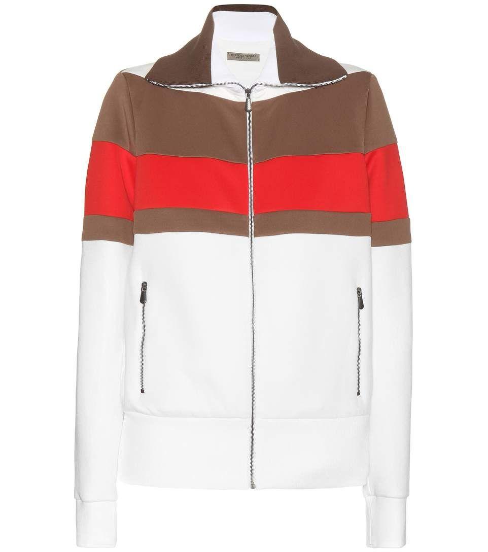 BOTTEGA VENETA Striped Jacket. #bottegaveneta #cloth #jackets