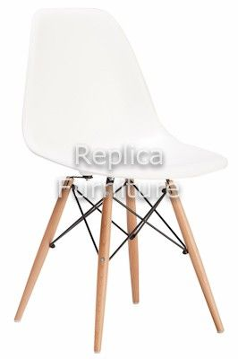 Replica Charles Eames Dining Chair Wood Legs With Images
