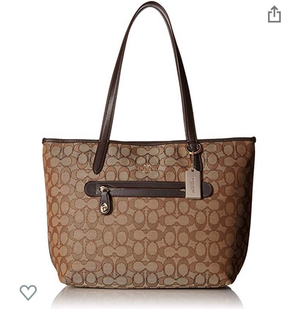 Coach Purse Taylor Tote Coach Purse Taylor Tote