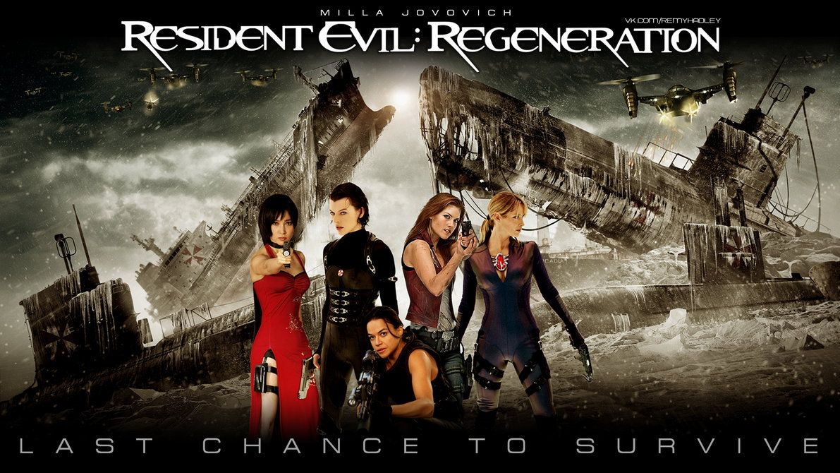 Resident Evil Afterlife Wallpapers background
