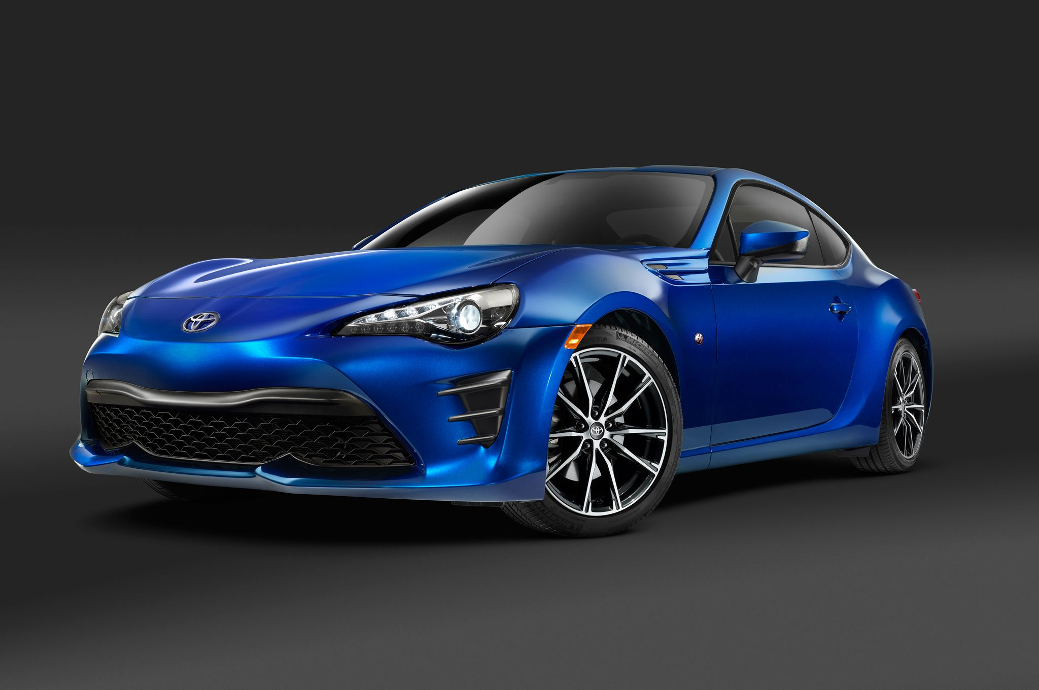 Toyota 86 Will Still fer TRD Accessories Focus Less on